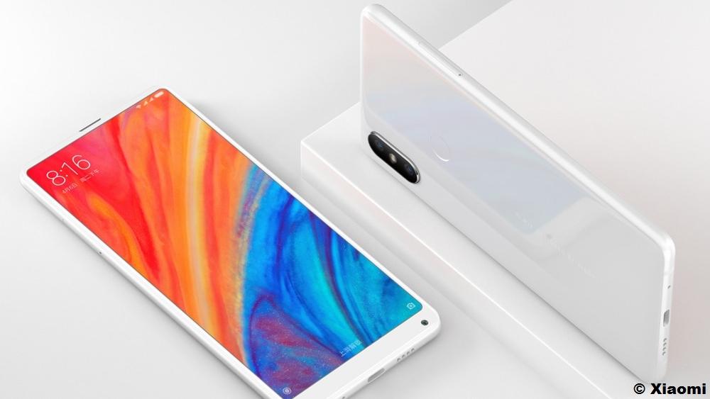 Xiaomi Mi Mix 2S 4G